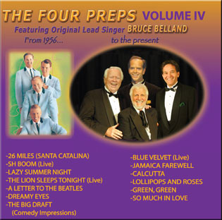 The Four Preps Volume IV